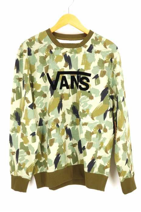 VANS (バンズ ) フロッキープリント メンズ トップス