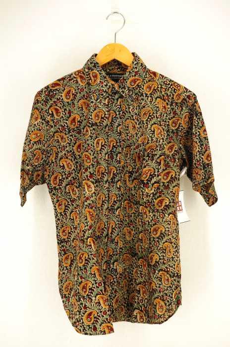 68&brothers(シックスティエイトアンドブラザーズ) ペイズリーボタンダウンシャツ メンズ トップス