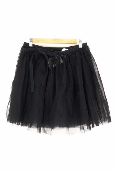 BLACK COMME des GARCONS (ブラックコムデギャルソン) AD2013 チュール巻きカート レディース スカート