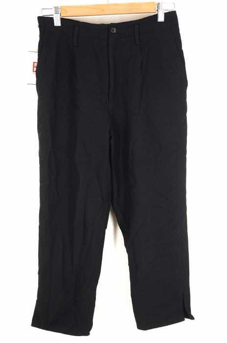 tricot COMME des GARCONS (トリココムデギャルソン) AD1999 裾スリットウールスラックス レディース パンツ