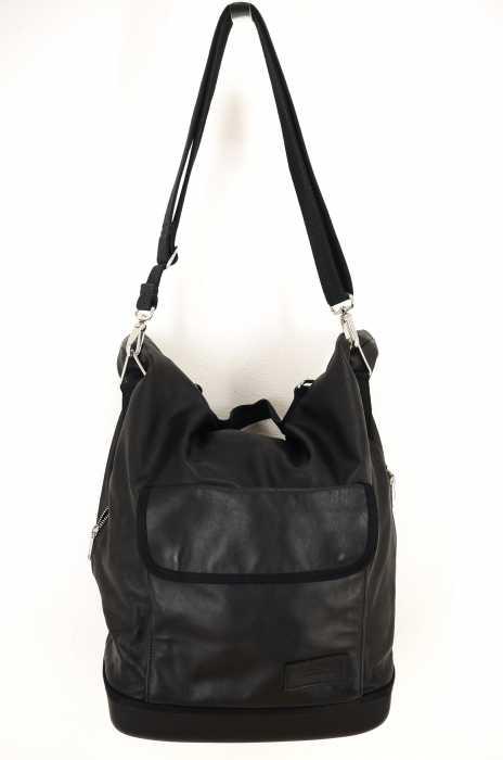 EASTPAK × KRISVANASSCHE(イーストパッククリスヴァンアッシュ) レザーショッパーバッグ メンズ バッグ