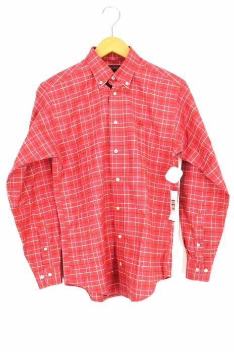 BROOKS BROTHERS(ブルックスブラザーズ) ボタンダウン チェックシャツ メンズ トップス