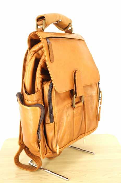 LATICO(ラチコ) レザーバックパック レディース バッグ