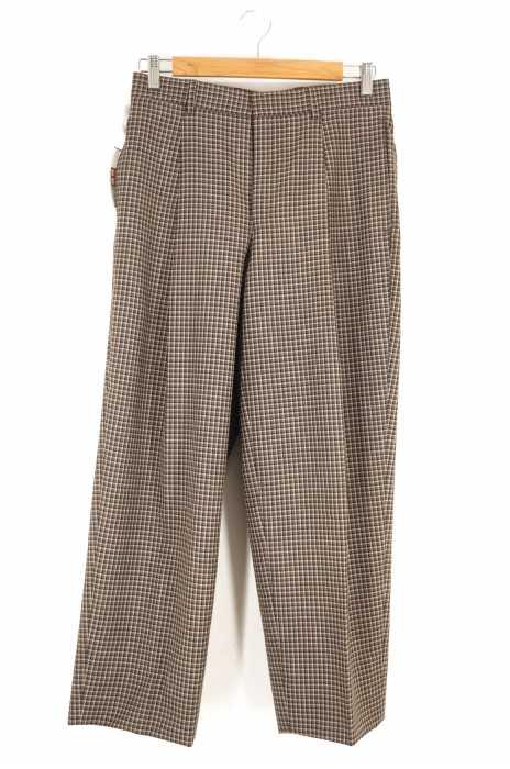 E.TAUTZ SAVILE ROW(イートウツサヴィルロウ) PLEATED TROUSER テーパードスラックス メンズ パンツ
