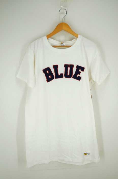 BLUE BLUE(ブルーブルー) ロゴワンピ レディース ワンピース