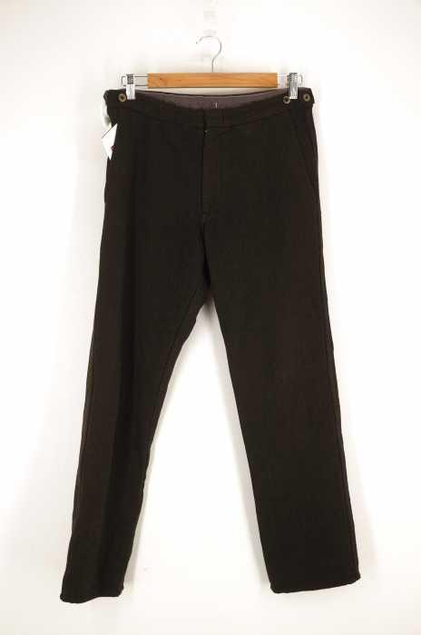 COMME des GARCONS HOMME PLUS (コムデギャルソンオムプリュス) AD1999 製品染め ガーメントダイ テーパードスラックス メンズ パンツ