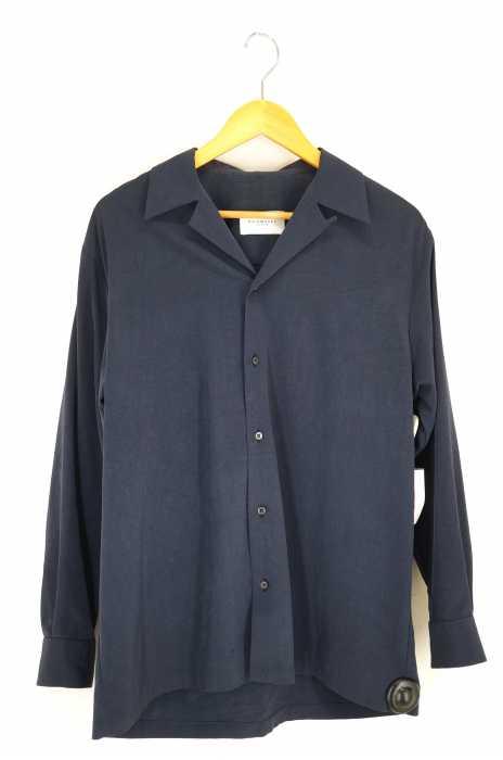 RAINMAKER(レインメーカー) シルクシャツオープンカラーシャツ メンズ トップス