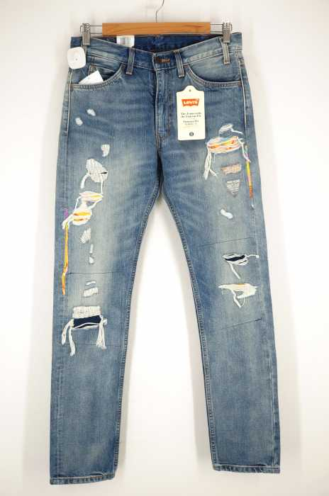 Levi's (リーバイス) 550C SLIM STRAIGHT LEG ZIP FLY メンズ パンツ