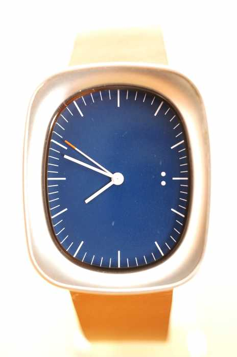 10:10 BY NENDO(テンテン バイネンド) FACE BLUE メンズ 腕時計