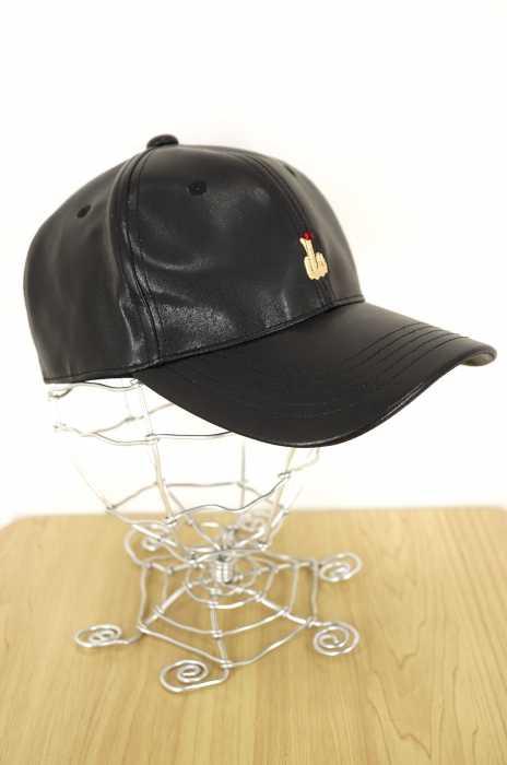 BROOKLYN ALL DAY (ブルックリンオールデイ) 指ハートキャップ メンズ 帽子