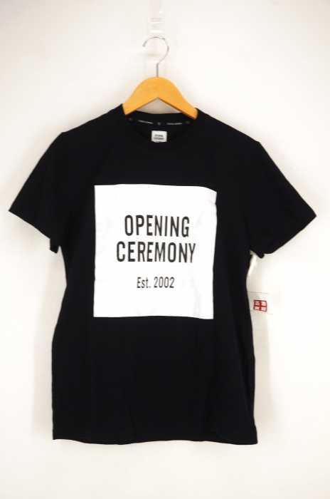 OPENING CEREMONY(オープニングセレモニー) ロゴプリントTシャツ レディース トップス