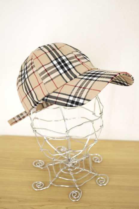 LEGENDA (レジェンダ) チェックキャップ レディース 帽子