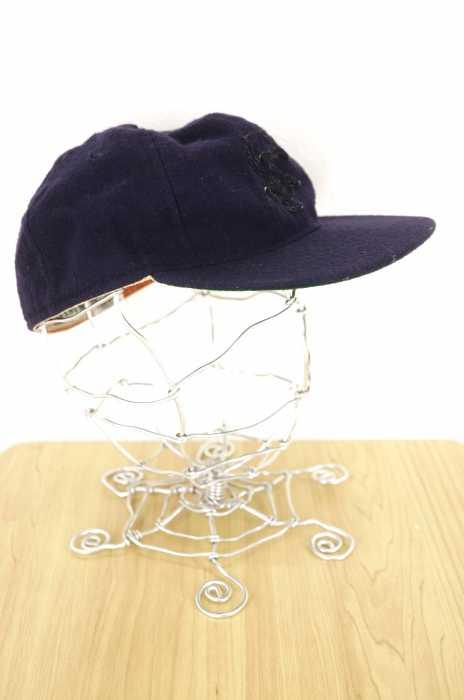 SASSAFRAS(ササフラス) logo type cap メンズ 帽子