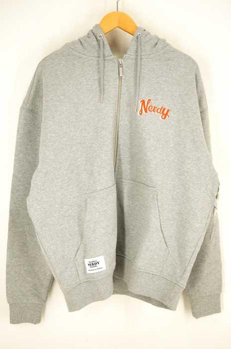 nerdy(ノルディー) Hooded Zip-Up メンズ トップス