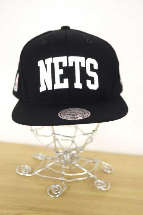 mitchell&ness(ミッチェルアンドネス) NETS メンズ 帽子