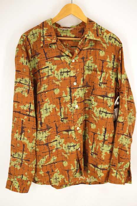 COOTIE (クーティー) レーヨンシャツ メンズ トップス
