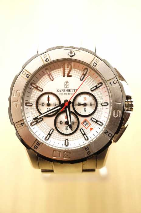 ZANOBETTI() メンズ 腕時計