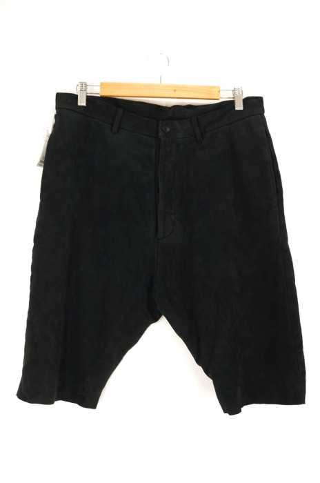 Bergfabel (バーグファベル ) スエードサルエルパンツ メンズ パンツ