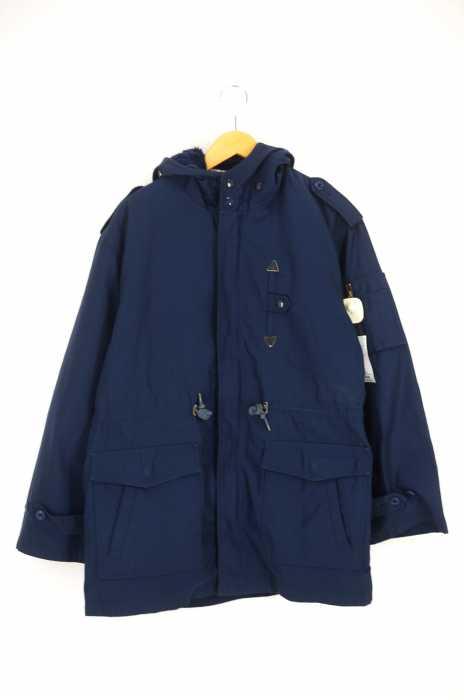 USED古着  (ユーズドフルギ) ボアライナー付きモッズコート PARKA COAT FOR MAN メンズ アウター