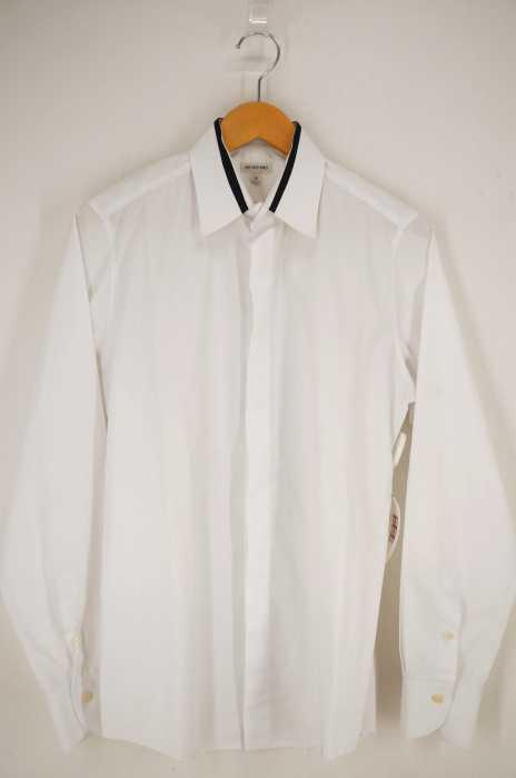 ANTONIO MIRO(アントニオミロ) フライフロント ドレスシャツ メンズ トップス