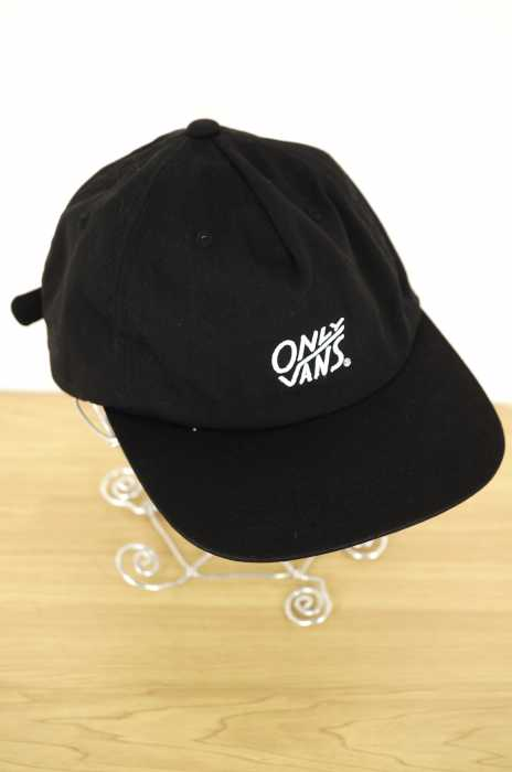 ONLY NY × VANS(オンリーニューヨークバンズ) 6パネルキャップ メンズ 帽子