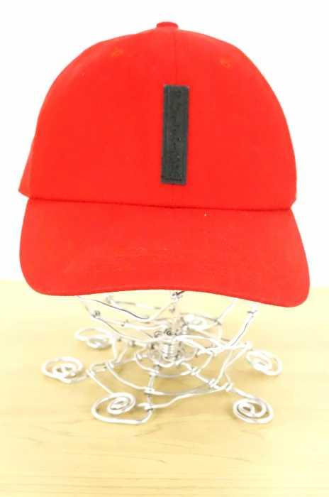 FULL-BK(フルビーケー) SILICON TAG CAP メンズ 帽子
