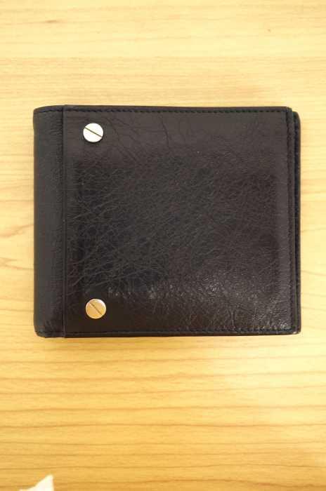 BALENCIAGA(バレンシアガ) 二つ折り カードケース メンズ 財布・ケース