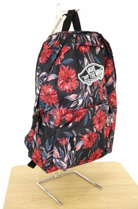 VANS (バンズ ) 花柄バックパック メンズ バッグ