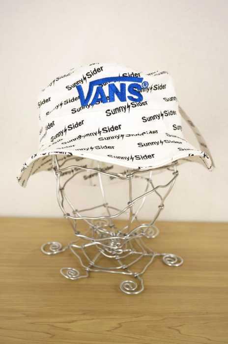 SUNNY C SIDER × VANS(サニーシーサイダー バンズ) メンズ 帽子