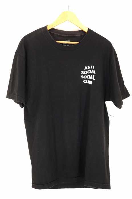 ANTI SOCIAL SOCIAL CLUB (アンチソーシャルソーシャルクラブ) Logo Tee メンズ トップス