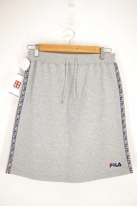 FILA (フィラ) サイドラインスカート レディース スカート
