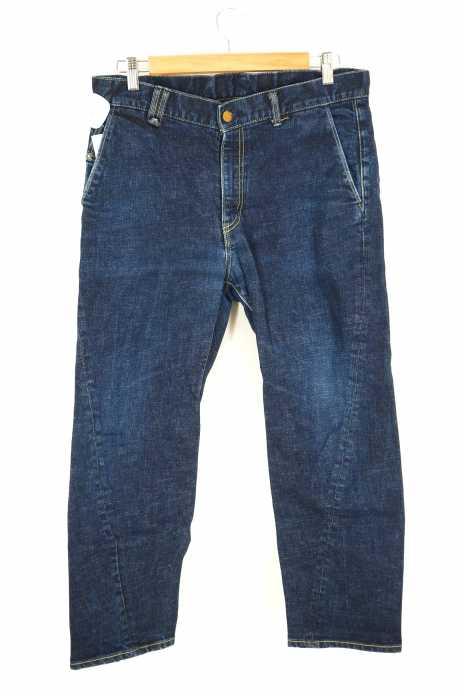 BAL(バル) ストレートデニム メンズ パンツ