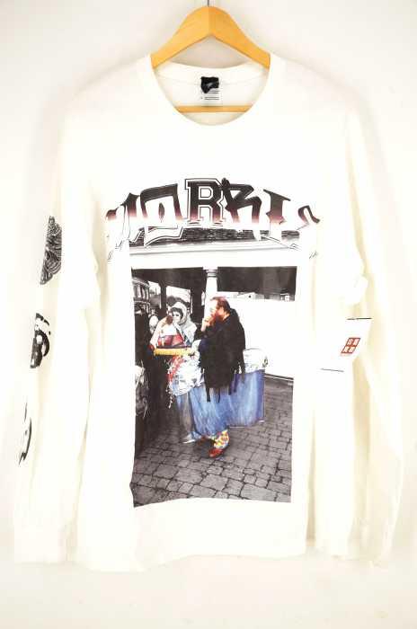 LIAM HODGES(リアムホッジス) MORRIS フォトプリントTシャツ メンズ トップス