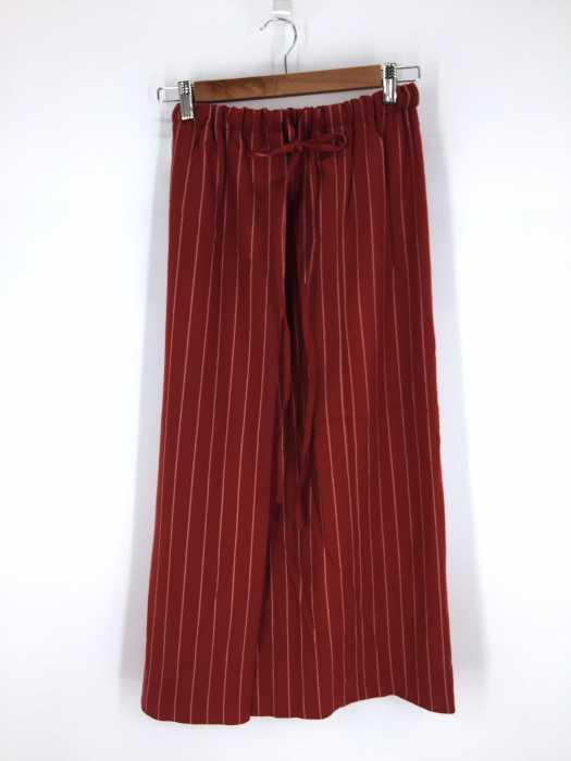 moussy (マウジー) STRIPED LONG SKIRT レディース スカート