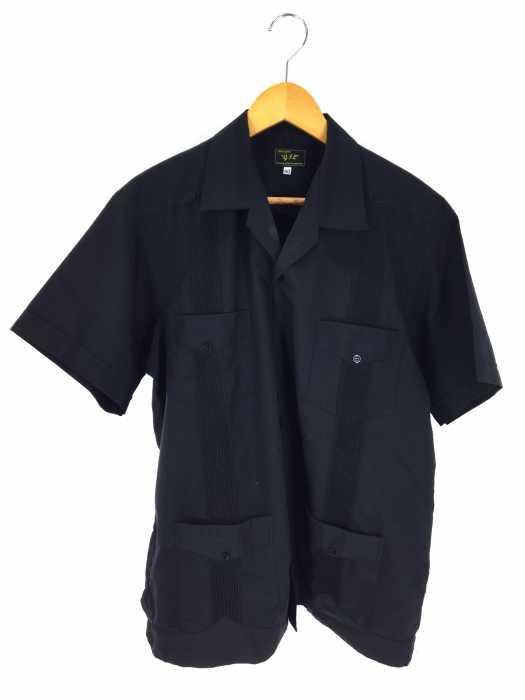 USED古着  (ユーズドフルギ) メキシコ製 キューバシャツ メンズ トップス