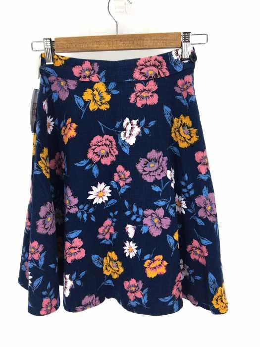 MAJESTIC LEGON(マジェスティックレゴン) 花柄フレアスカート レディース スカート