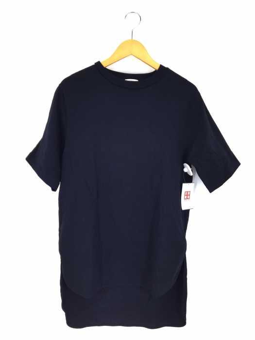 BEAUTY & YOUTH UNITED ARROWS  (ビューティーアンドユースユナイテッドアローズ) コットンサイドスリットビッグTシャツ レディース トップス