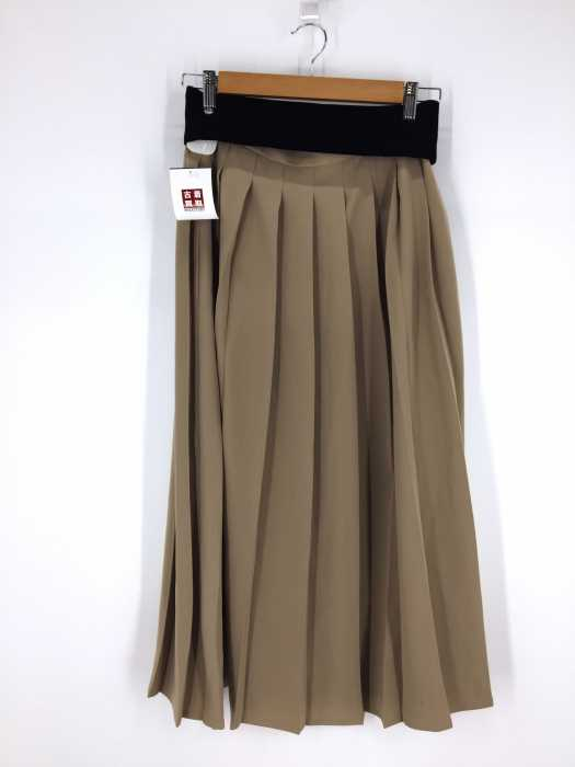 CINOH(チノ) プリーツマキシスカート レディース スカート