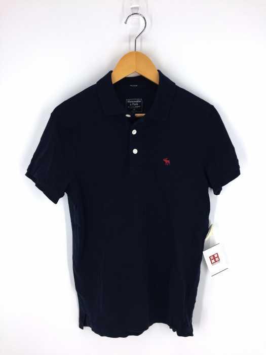Abercrombie & Fitch(アバクロンビーアンドフィッチ) ポロシャツ メンズ トップス