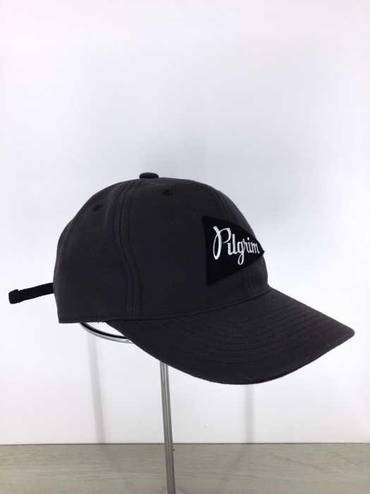 PILGRIM(ピルグリム) ロントロゴ 6PANEL キャップ メンズ 帽子