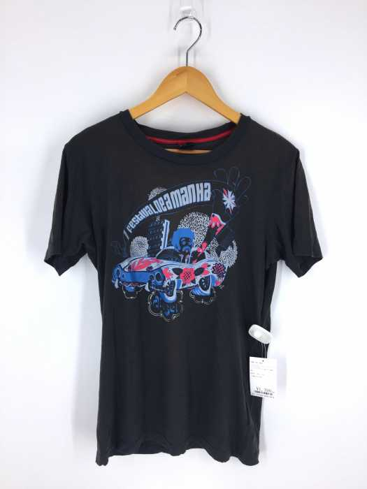 DIESEL (ディーゼル) クルーネックプリントTシャツ メンズ トップス