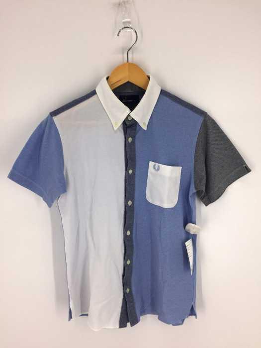FRED PERRY(フレッドペリー) バイカラーBDシャツ メンズ トップス