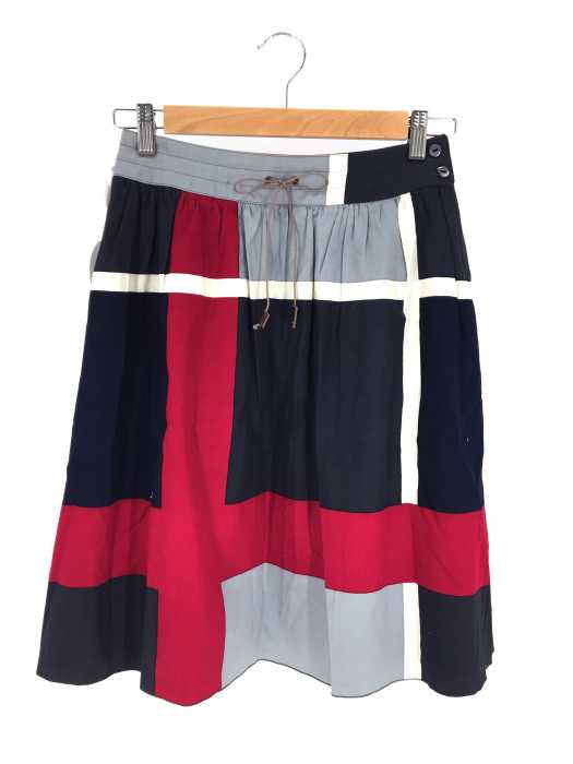 MACKINTOSH PHILOSOPHY (マッキントッシュフィロソフィー) パターンフレアスカート レディース スカート
