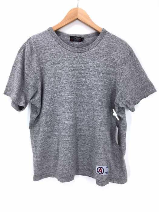 AFFA(エーエフエフエー) タグ付き霜降りTシャツ メンズ トップス