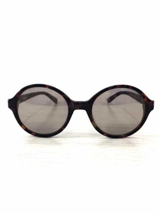 BLANC.(ブラン) BROWN2  フレームサングラス レディース ファッション雑貨