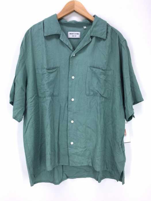 FREAK'S STORE  (フリークスストア) レーヨンオープンカラーシャツ メンズ トップス