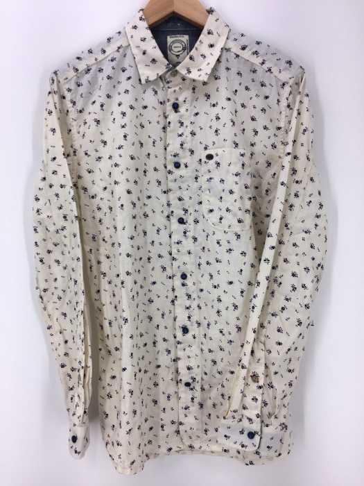 DIESEL (ディーゼル) 小花柄ボタンシャツ メンズ トップス