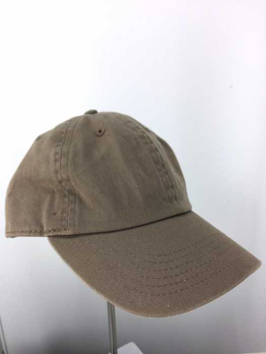 NEWHATTAN(ニューハッタン) コットン6パネルキャップ メンズ 帽子