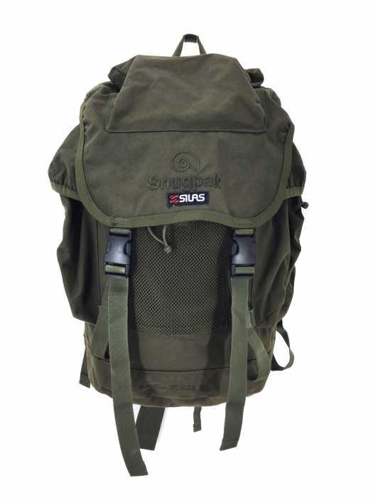 Snugpak × SILAS(スナグパック サイラス) SLEEKA FORCE 35 ミリタリーバックパック リュック メンズ バッグ