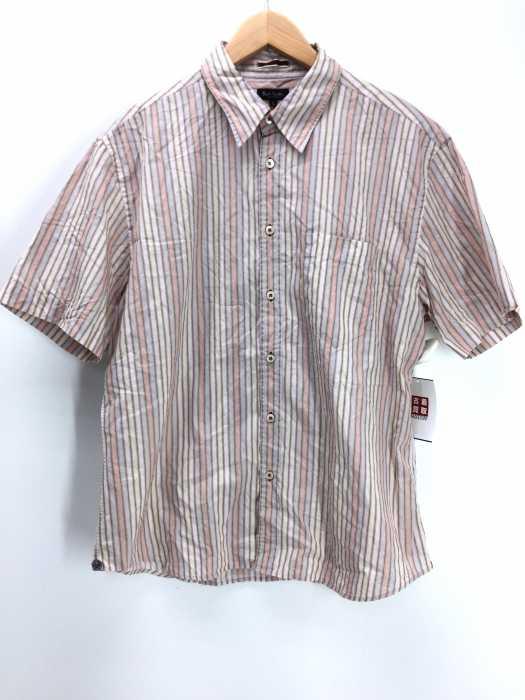Paul Smith COLLECTION(ポールスミスコレクション) S/S マルチストライプシャツ メンズ トップス